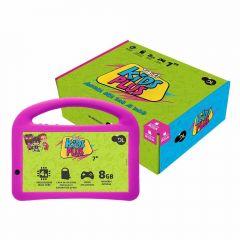"Tablet 7"" Kids Plus 8Gb Dl - Rosa"
