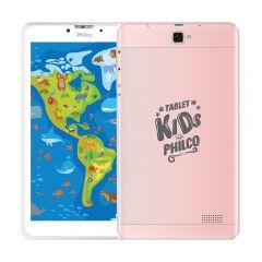 """Tablet 7"""" Kids Ptb7rrg Com 3G Philco - Rosa"""