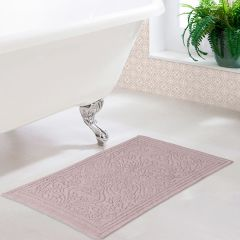 Tapete Fiori 50x80cm para Banheiro Havan - Prata