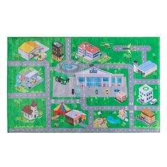 Tapete Infantil 80X125cm Havan - Cidade