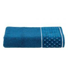 Toalha De Banho Safira - Azul Profundo