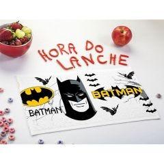 Toalha de Lancheira Personagens Estampada Lepper - Batman