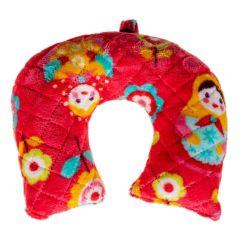 Travesseiro Protetor de Pescoço Kids Hedrons - Mamuska