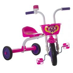 Triciclo Infantil Ultra Bike Top Girl Pro Tork - TUJ-04BCRS