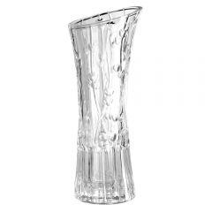 Vaso De Vidro Decorativo 12X29cm Yaris - Orchid