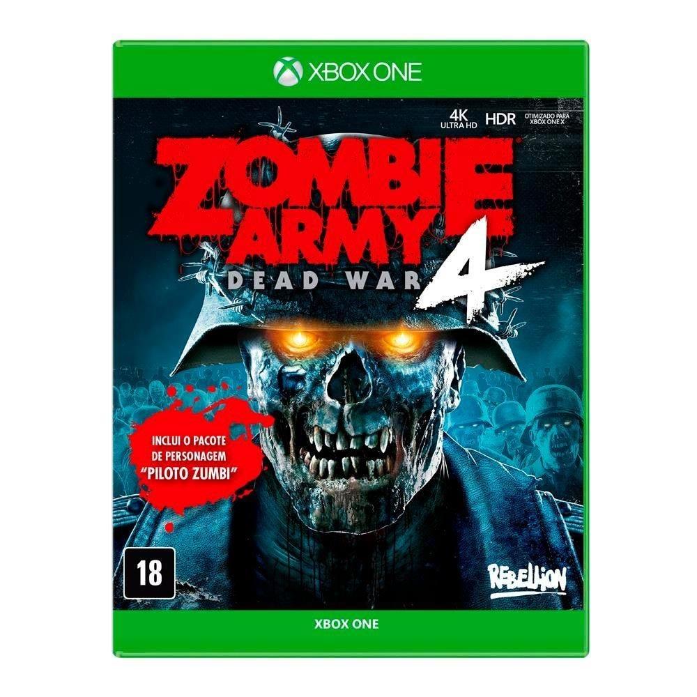 Jogo Zombie Army 4 - Xbox One - U&i Entertainment