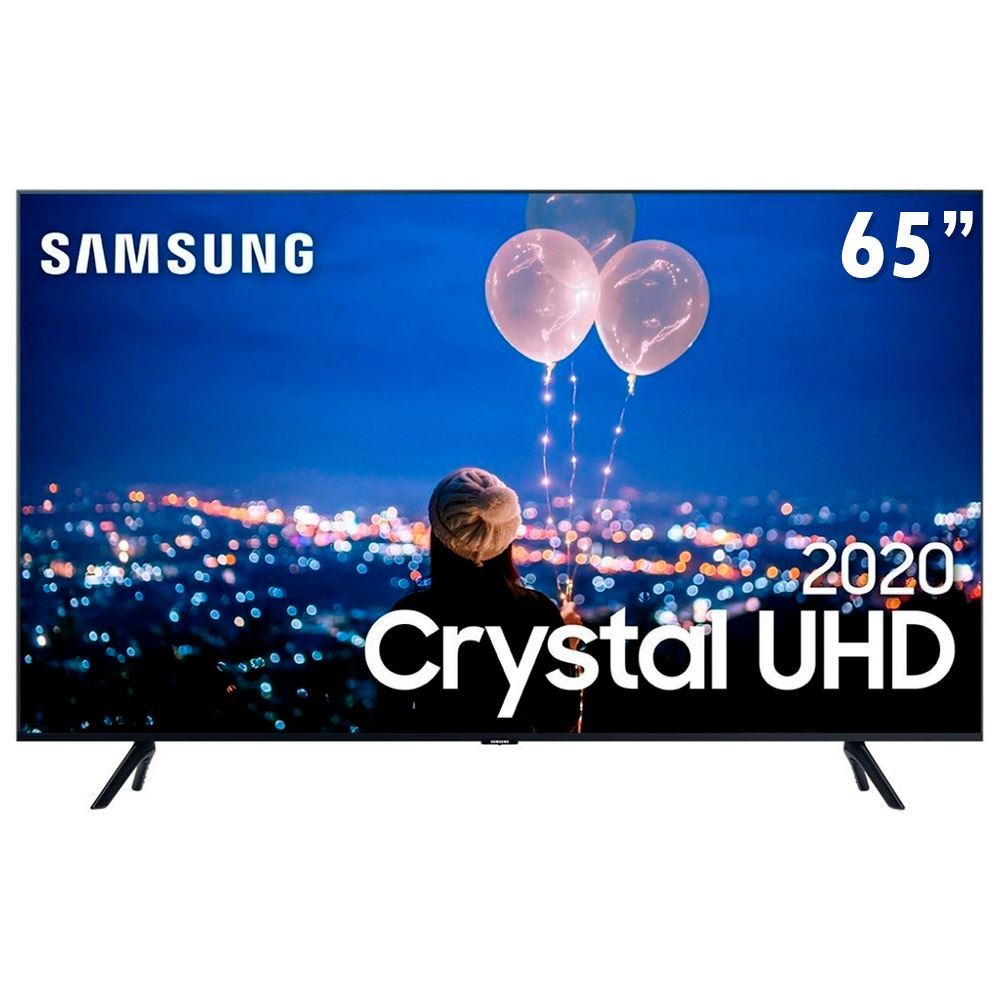 "Tv 65"" Led Samsung 4k - Ultra Hd Smart - Un65tu8000"