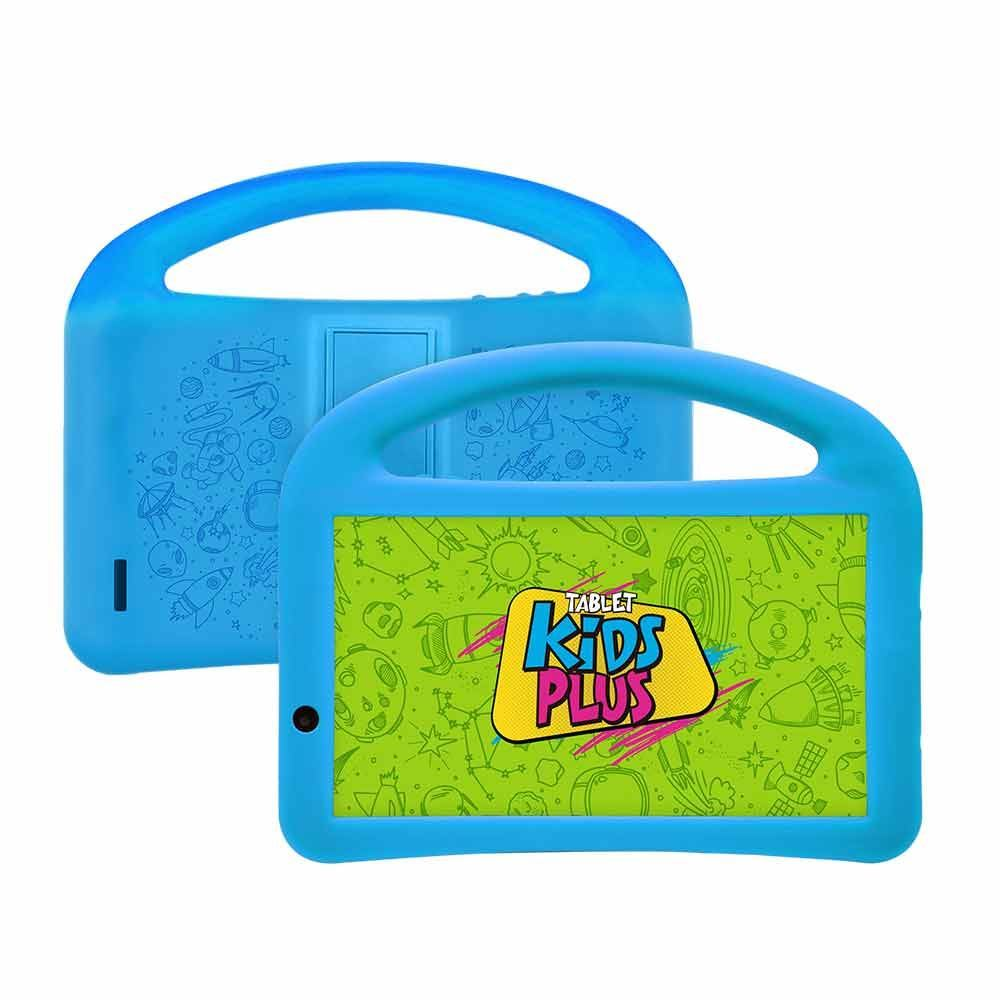 Tablet Dl Kids Plus Tx398 Azul 8gb Wi-fi